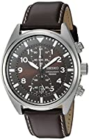 Seiko Men's SNN241 Stainless Steel Watch...
