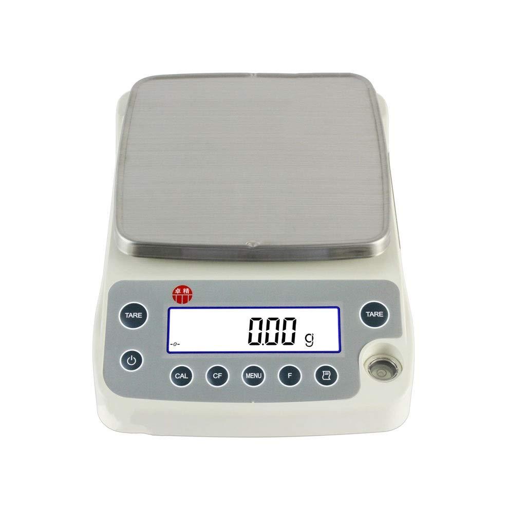 ZCY Precisión Digital Analítico Electrónico Equilibrar Báscula por ...