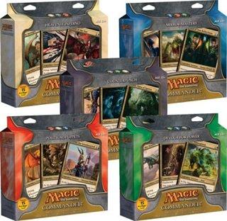 Magic the Gathering - Commander Deck - Mirror Mastery