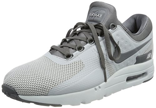 Platinum Nike Grey dark Basses black Zero Gris Grey pure Air Homme wolf Sneakers Essential Max 4rAOqz4