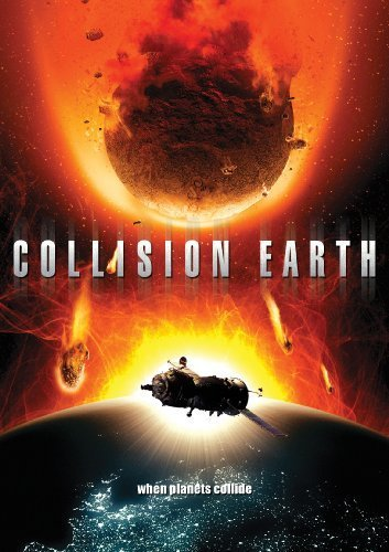 Collision Earth by ANCHOR BAY