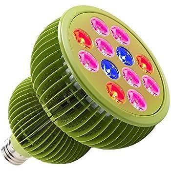 Amazon Com Magicpro Led Grow Light Bulb High Efficient