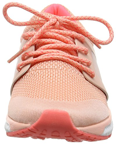 Blink Bpushl Damen Sneakers Mehrfarbig (1636 Nude/neon coral) ...