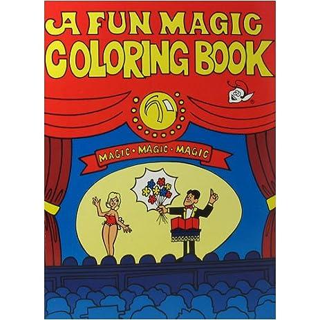 Royal Magic Coloring Book