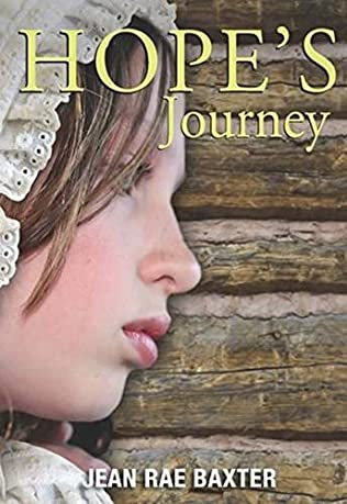 book cover of Hope\'s Journey