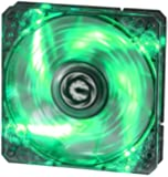 BitFenix Spectre PRO LED green - Gehäuselüfter - 120 mm, BFF-LPRO-12025G-RP
