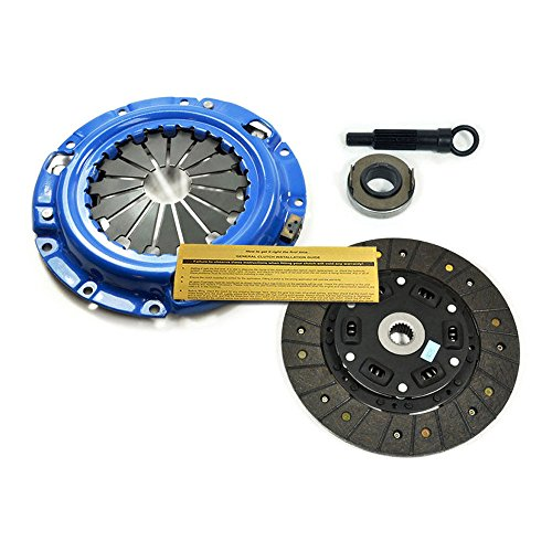 EFT STAGE 2 CLUTCH KIT 1996-2005 MITSUBISHI ECLIPSE GS RS 2.4L 4G64 COUPE SPYDER (Mitsubishi 3000gt Clutch Kit)