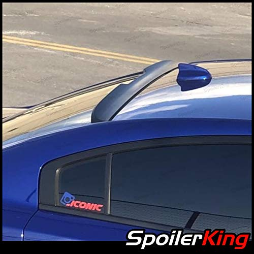 SpoilerKing Roof Spoiler Center Cut Compatible with Dodge Charger 2015-on - Srt8 Charger Dodge