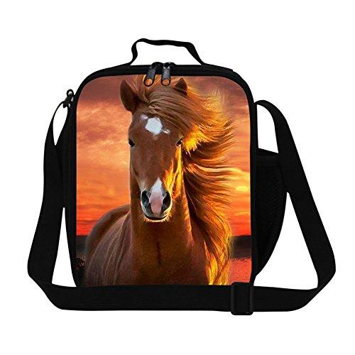 Running Horses Water Bottle - 9
