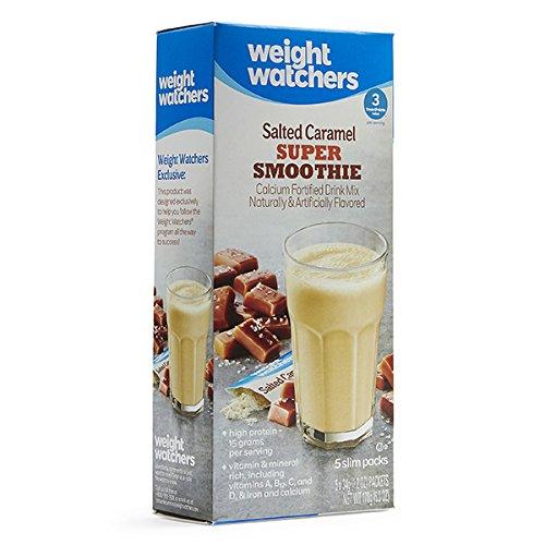 Weight Watchers Super Smoothie Salted Caramel, 170g