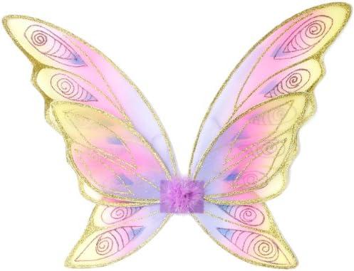 Grandes imitaciones - alas de mariposa arcoiris para disfraz de ...