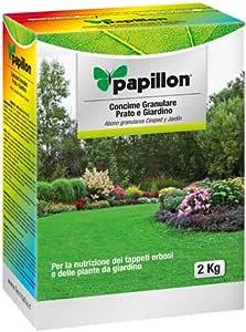 Abono Grano Papillon Cesped/Jardin 2 Kg: Amazon.es: Jardín