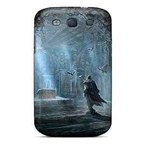 Awesome OJO751ahSf MXcases Defender Tpu Hard Case Cover For Galaxy S3- Assassins Creed