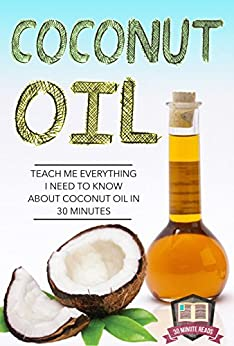 Coconut Oil Everything Minutes Benefits ebook product image