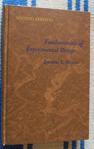 Fundamentals of Experimental Design