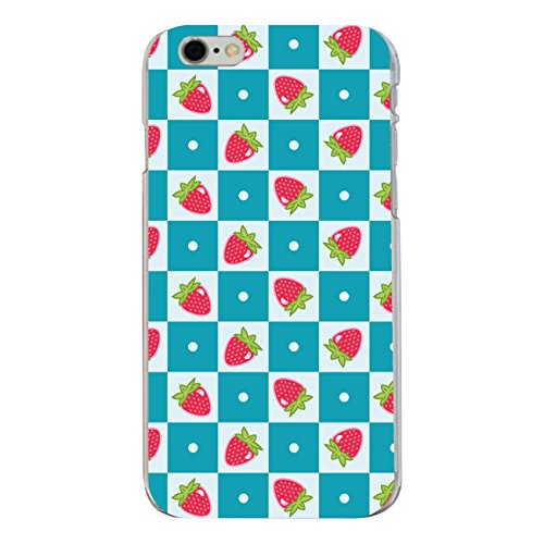 """Disagu SF-sdi-4337_1145#zub_cc6149 Design Schutzhülle für Apple iPhone 6S Plus - Motiv """"Erdbeeren 03"""""""