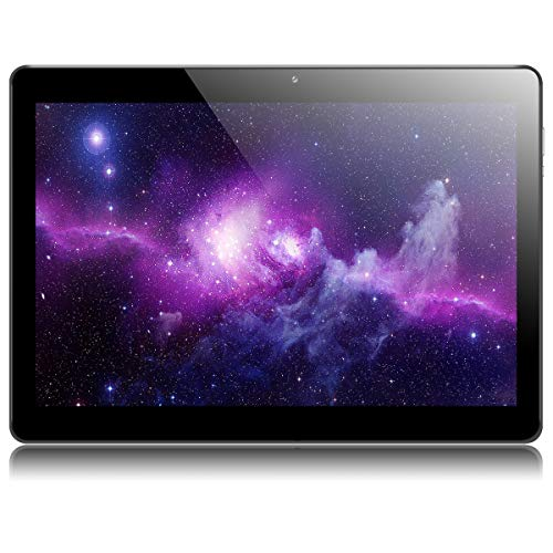 10.1 Inch Google Android Tablet,PADGENE Android 8.1 Phablet Tablet Quad Core Pad with Dual Camera, 2GB Ram 32GB ROM…