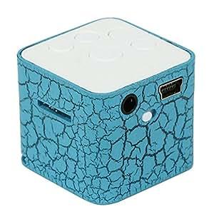 Amazon.com: dlope9m Portable Mini Speaker TF Wireless MP3