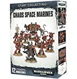 Warhammer 40K Games Workshop Start Collecting Chaos Space Marines