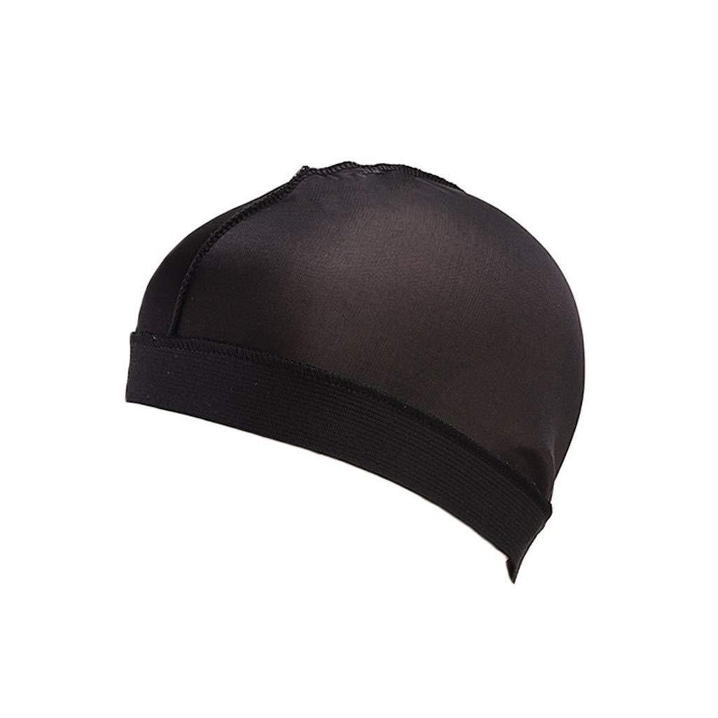 Women Long Hair Care Hat |Simulation Silk Base Fashion Bonnet Cap Night Sleep Head Wrap