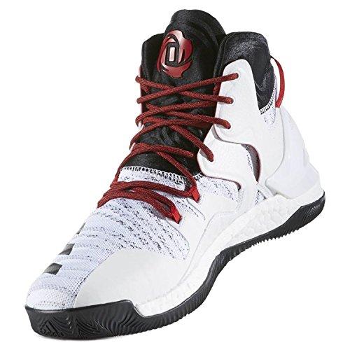 da adidas Primeknit Scarpe Rose B72720 Blanc 7 Uomo Basket D XZ1XqB