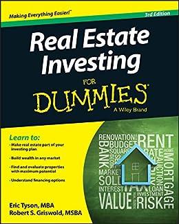 Amazon com: Real Estate Investing For Dummies eBook: Eric