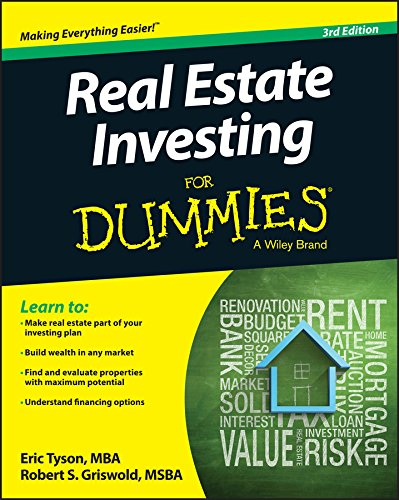 Real Estate Investing For Dummies - Long Term Loans