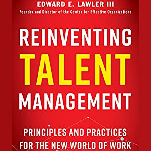 Reinventing Talent Management Audiobook
