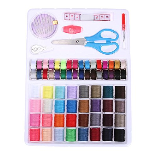 - Bobbin Thread - Travel Household Sewing Set Colors Needle Bobbin Thread Rippers Scissors Machine Line Package - Holder Set Organizer Gauge Cone Touch Tying Singer For Fly