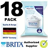 18 X Brita Maxtra Water Filters Refills Cartridges Pack Wf0400