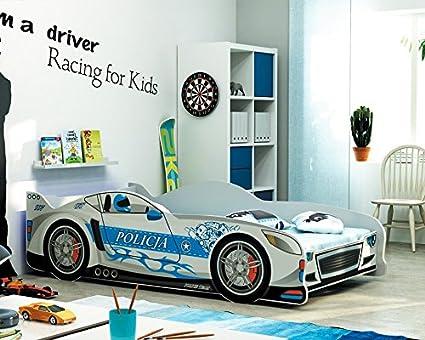 Letto a forma di auto letti per bimbi awesome letti per - Letto bimbo macchina ...