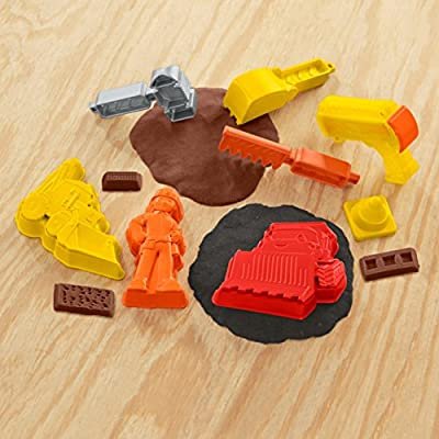 Fisher-Price Bob the Builder, Mash & Mold Playsand Builder Box: Toys & Games