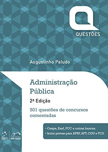 Administração Pública. Questões