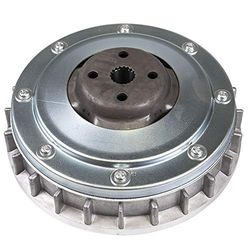 - Primary Clutch Sheave Assembly For 2002-2012 Yamaha Grizzly Rhino 550 660 Replaces 3B4-17606-00-00 5UG-17620-00-00
