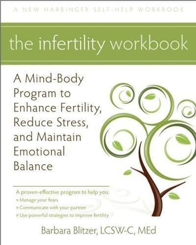 Workbook body image therapy worksheets : The Infertility Workbook: A Mind-Body Program to Enhance Fertility ...