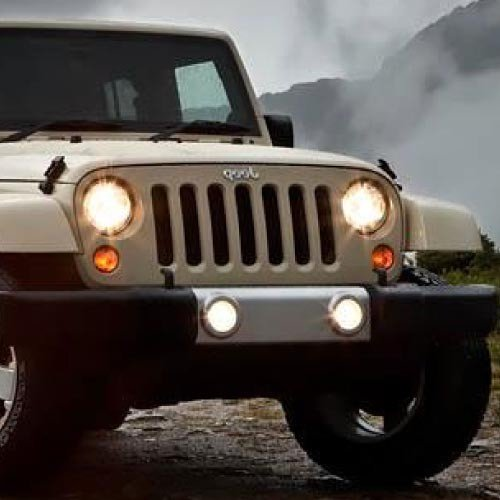 Precision LED Jeep Wrangler JK LED Interior lighting kit with License Plate LED's & Install Tools