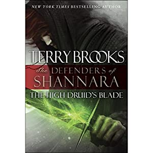 The High Druid's Blade Audiobook