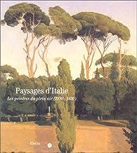 Paysages d'Italie par  Galeries Nationales du Grand Palais