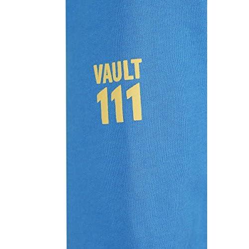 on sale Fallout 4 - Vault Boy Sweat à capuche zippé bleu
