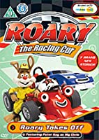 Roary The Racing Car - Roary Takes Off