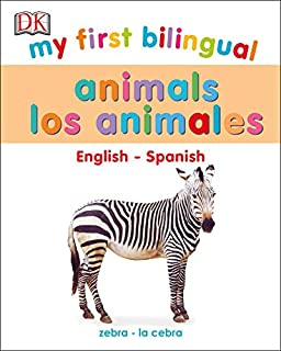 Book Cover: My First Bilingual Animals
