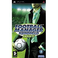 Football Manager 2007 (PSP)