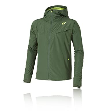 running jacket asics