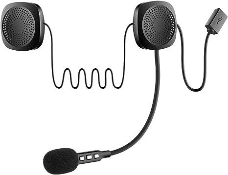 Bluetooth Headset Helmet Earphone