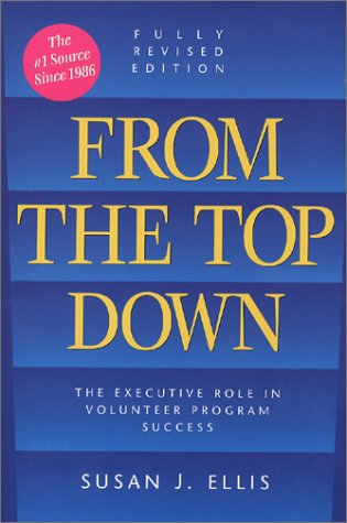 From the Top Down: The Executive Role in Volunteer Program Success