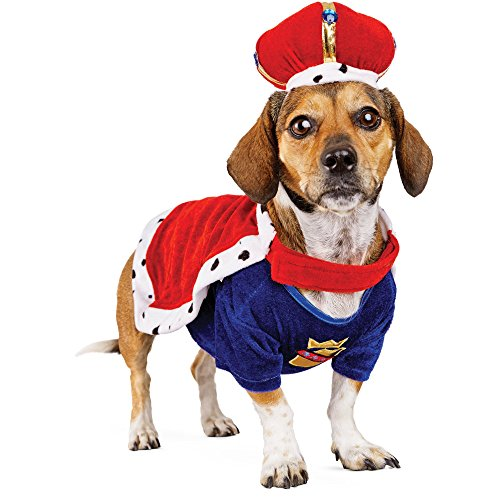 halloween bootique his royal dogness dog costume xxl xx
