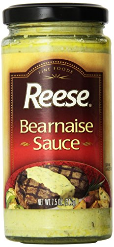Reese Sauce Bearnaise 7.5 Ounce (Pack of 2)