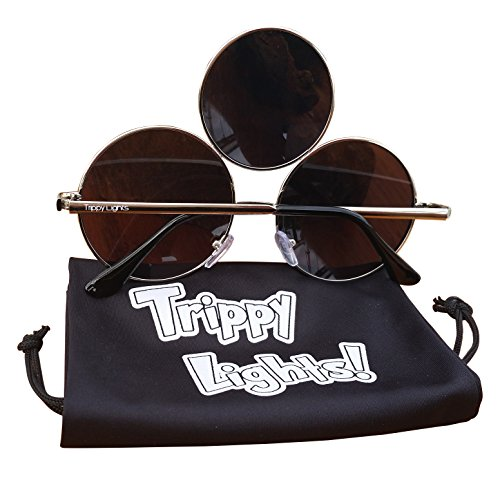 c18ff9dda6 Jual Trippy Lights The Original Third Eye Sunglasses Reflective Blue ...