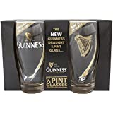 Guinness Half Pint Glasses - Livery Design by Guinness
