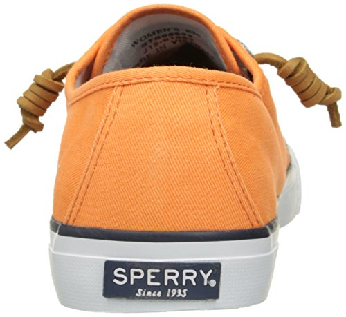 Sperry Top-sider Dames Zeekraal Mode Sneaker Donker Oranje